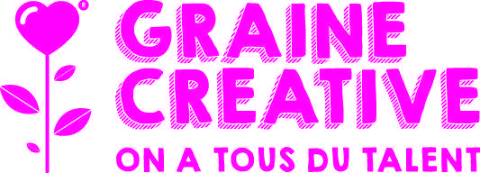 Medium graine creative rose