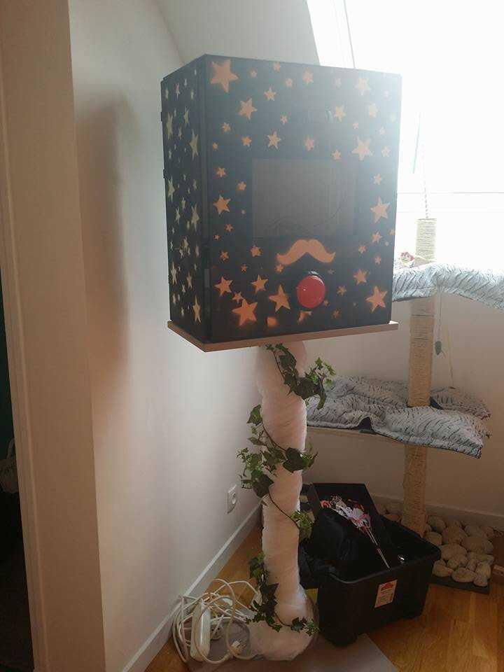 le photomaton l animation de notre mariage. Black Bedroom Furniture Sets. Home Design Ideas