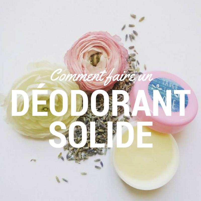 Medium comment faire un de odorant solide