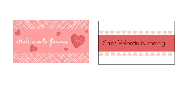 Medium  tiquettes saint valentin