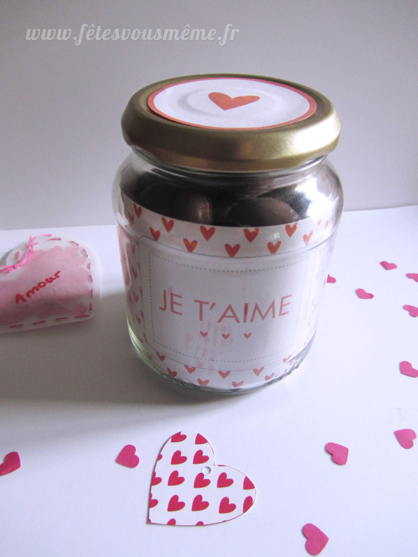 Medium bonbonni re chocolat st valentin