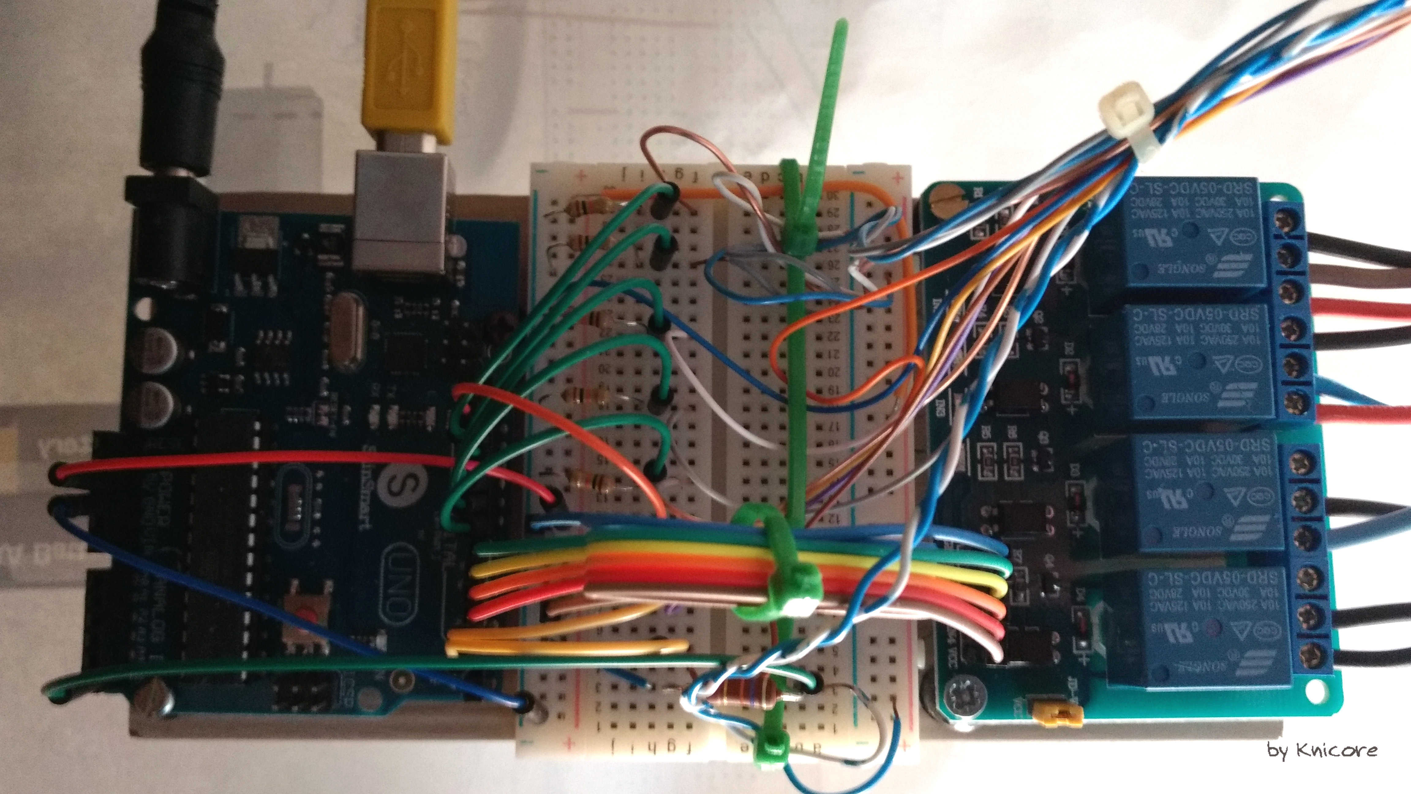 Medium arduino relais