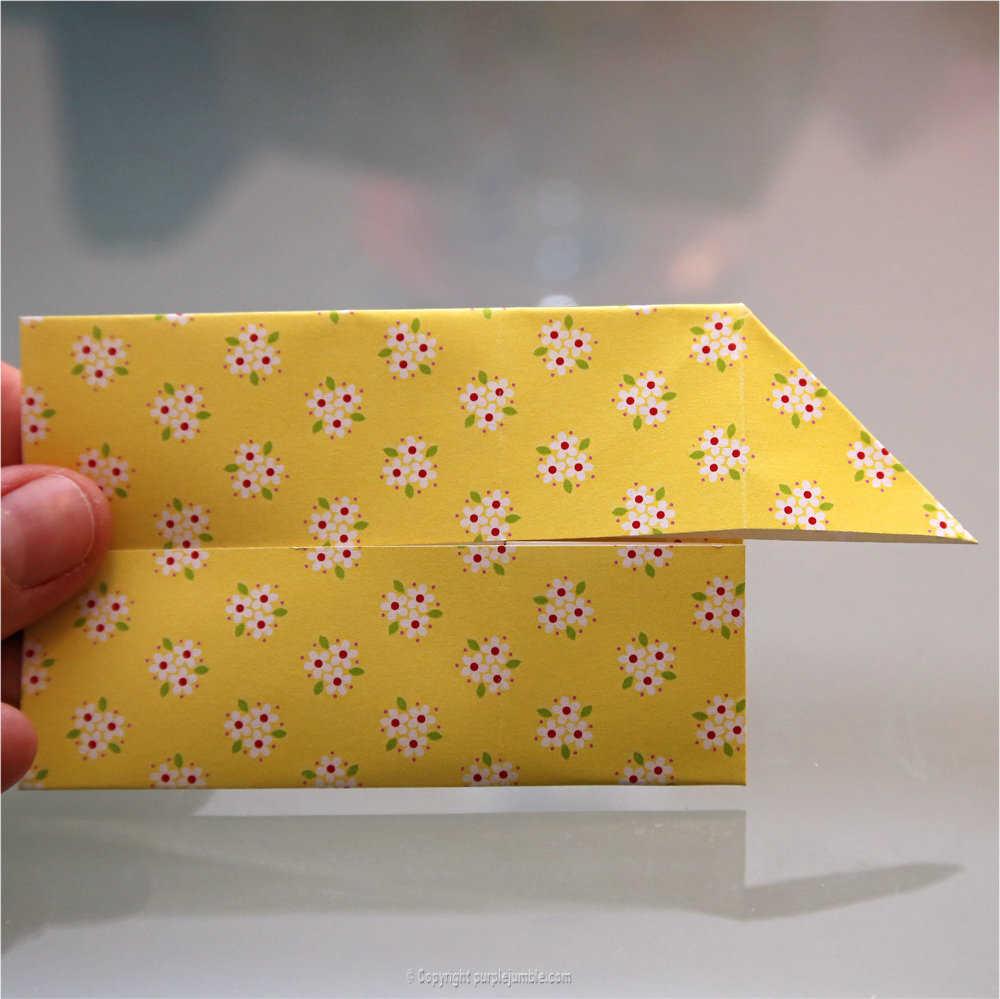 Medium diy lapin origami 8