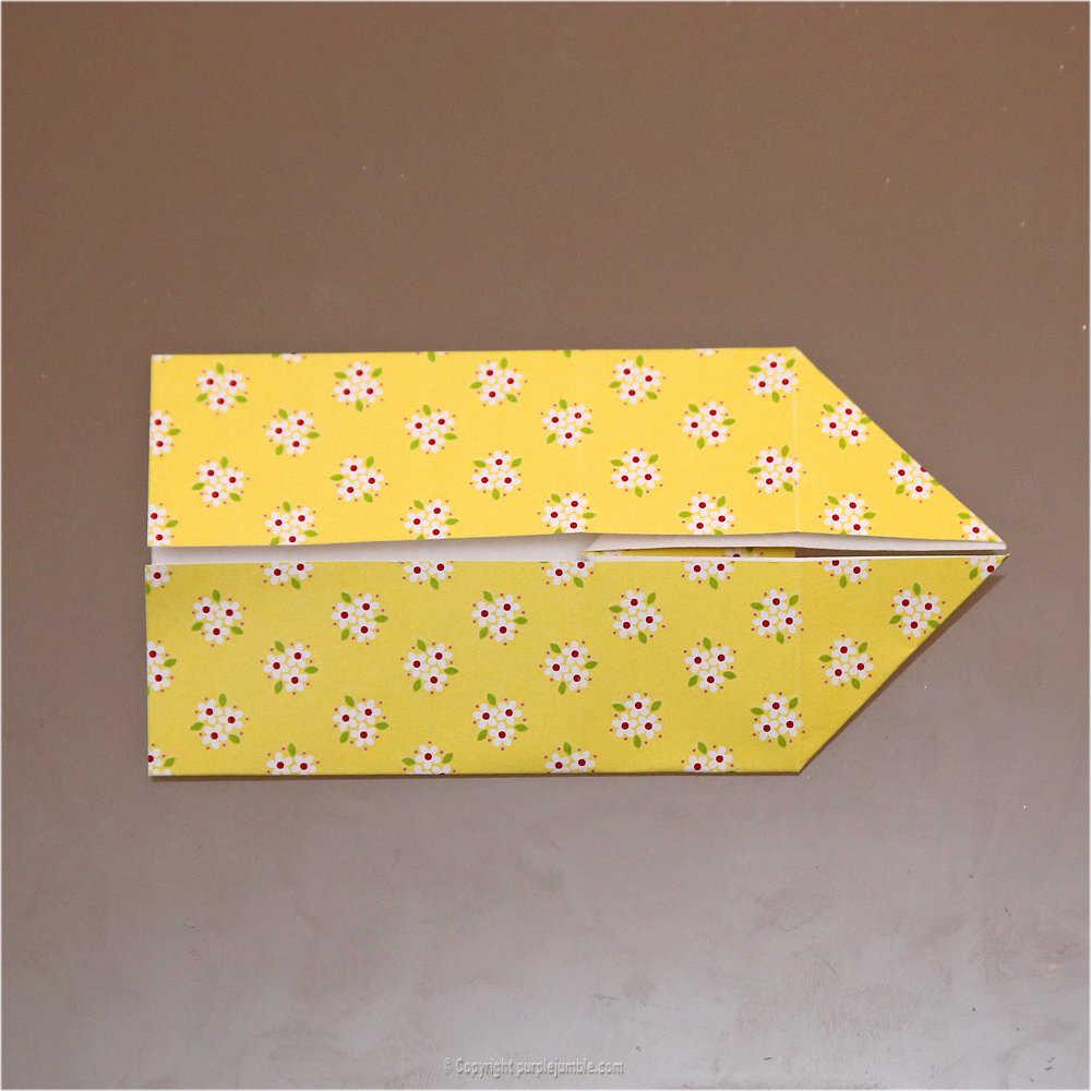 Medium diy lapin origami 9