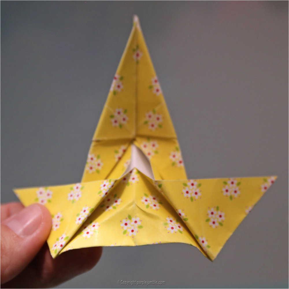Medium diy lapin origami 22