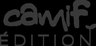 Medium logo camifedition noir