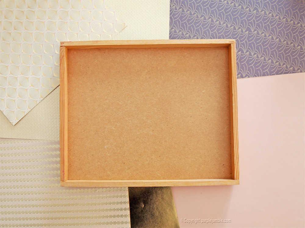 Medium diy cadre licorne papier decoupe 1