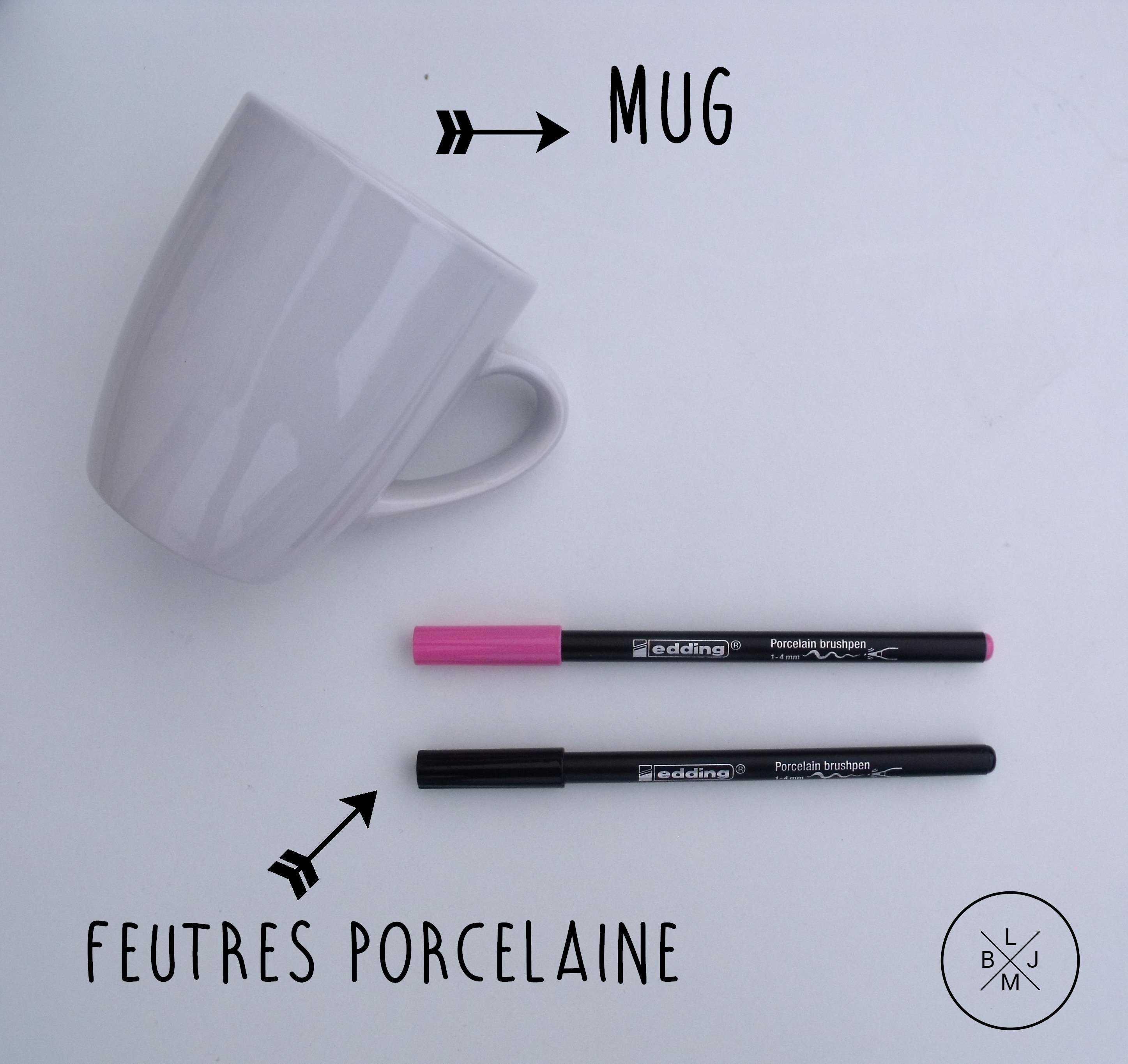 Medium mat riel mug