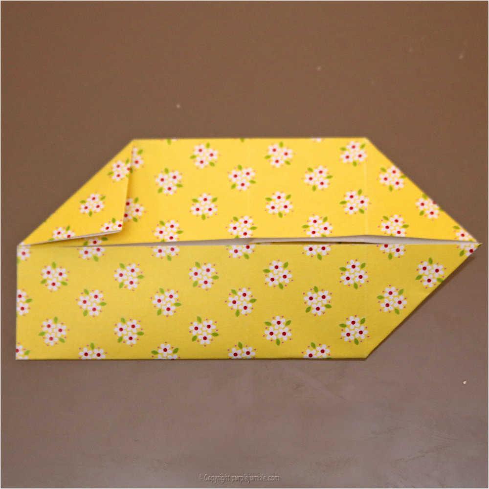 Medium diy lapin origami 10