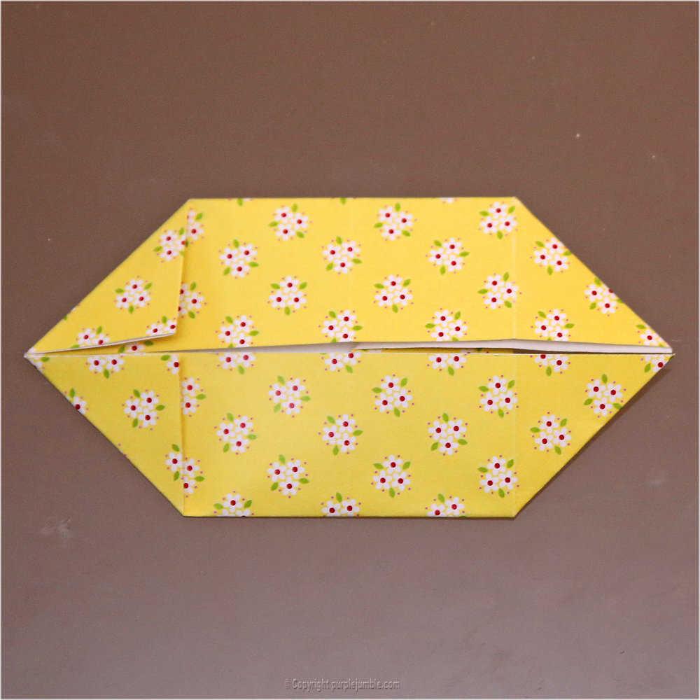Medium diy lapin origami 11