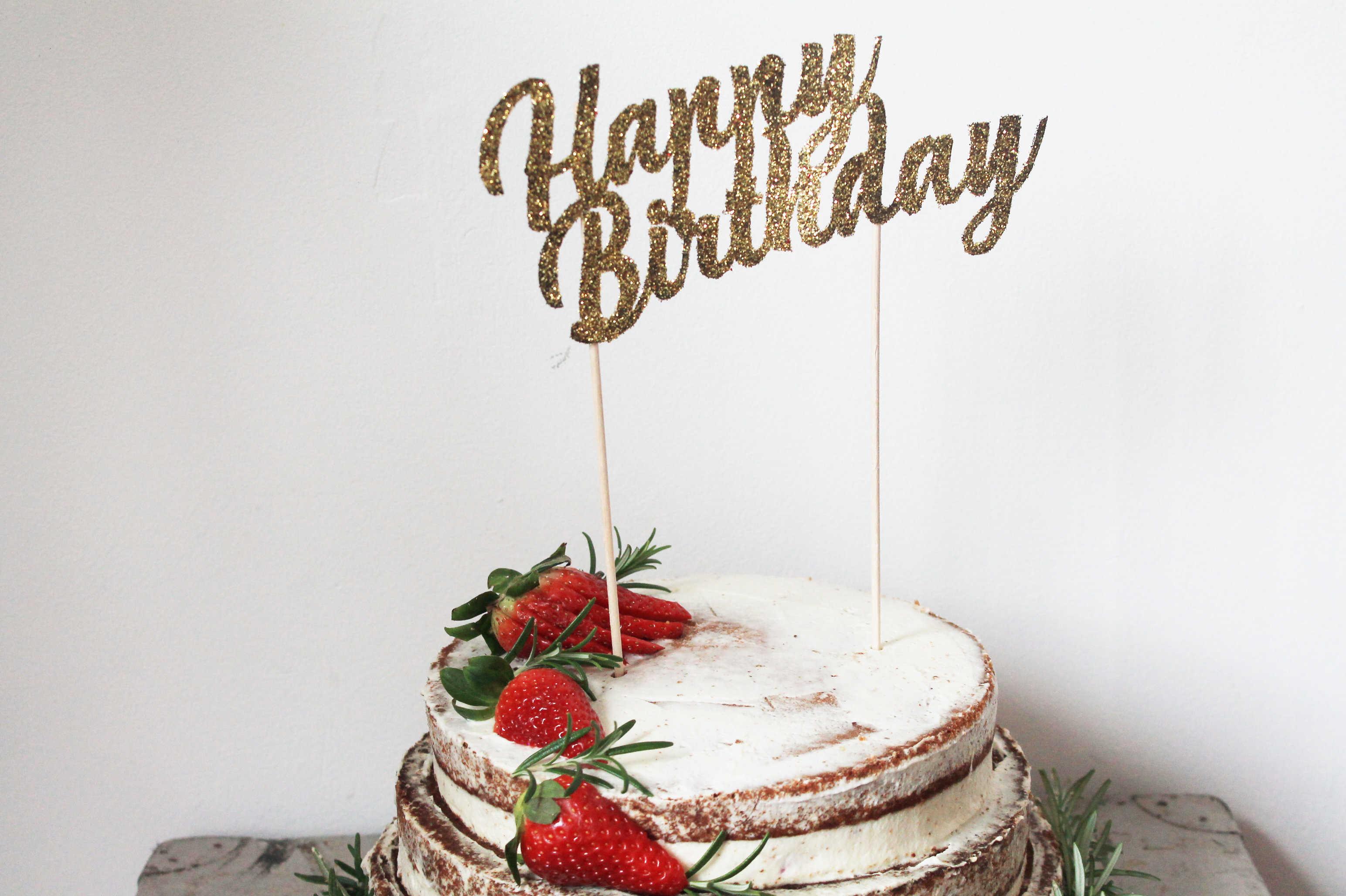 Medium cake6