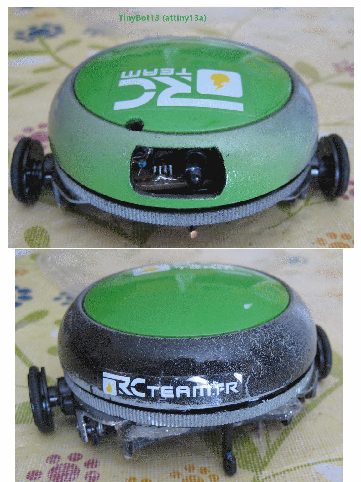 Medium tinybot13f d