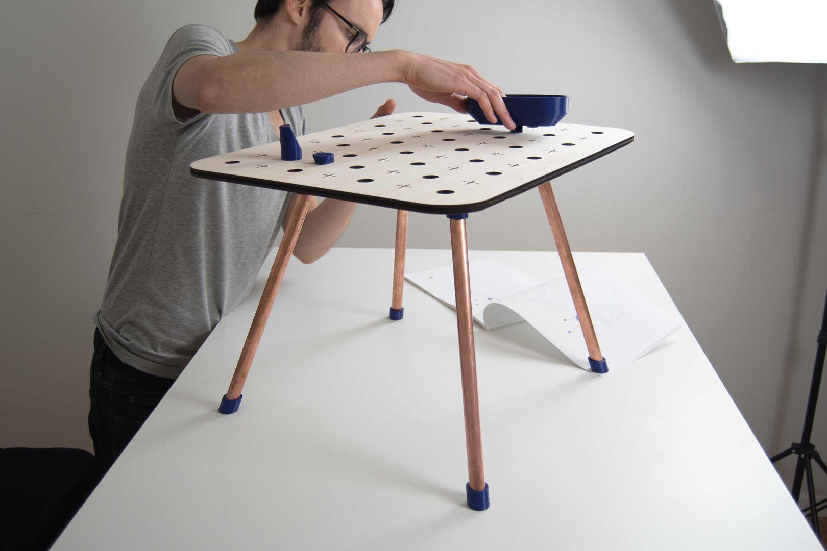Medium 04 mise en place  table basse