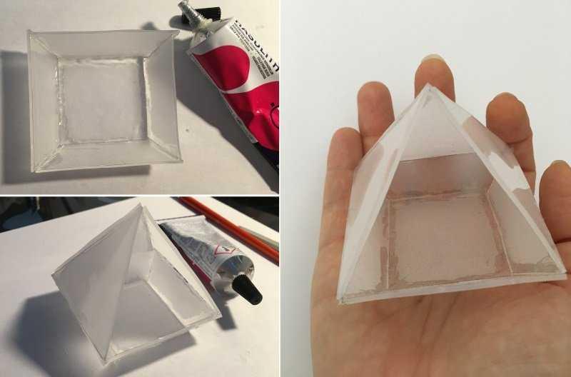 Medium assembler coller mini terrarium