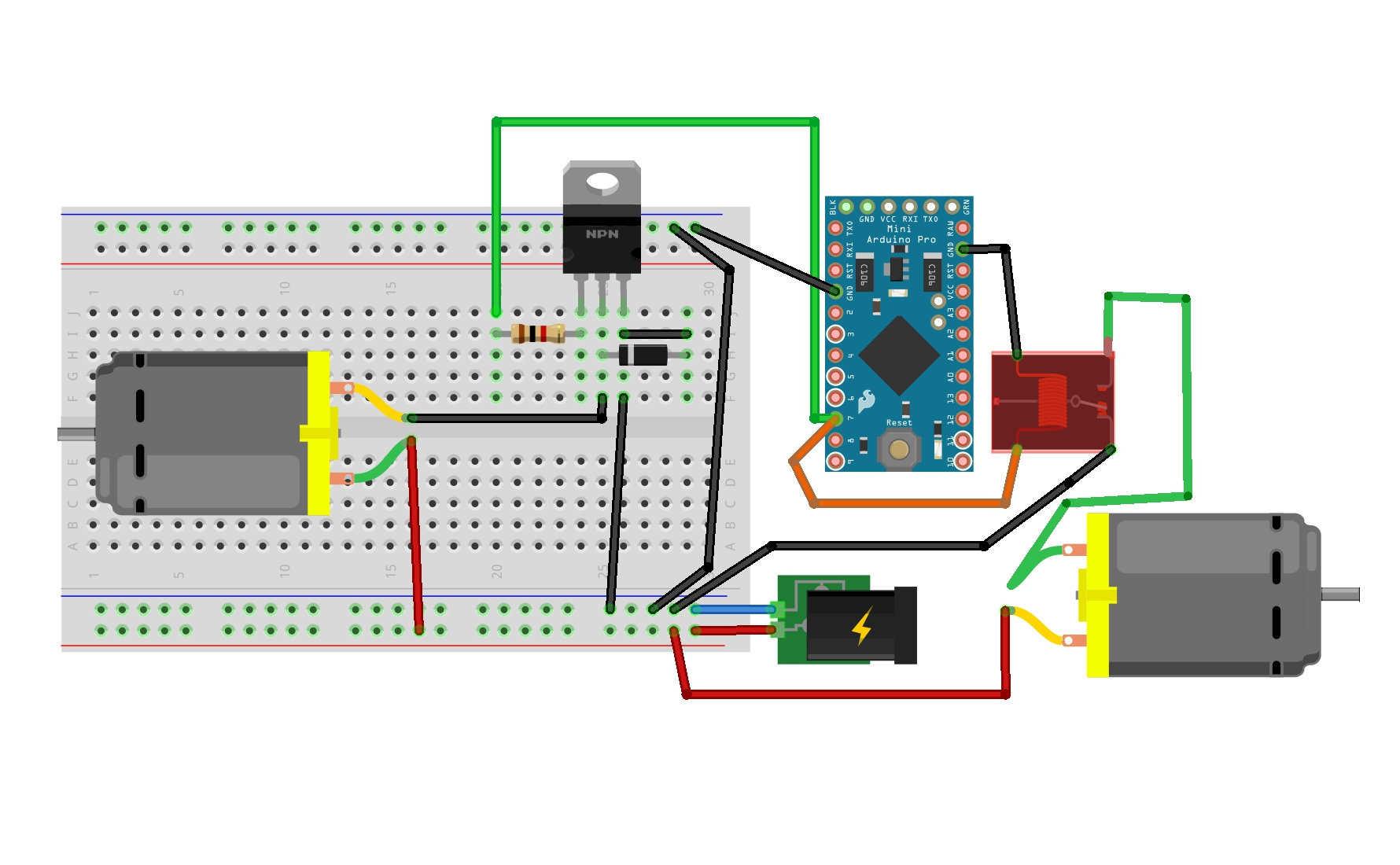 Medium transistorrelais2 v2