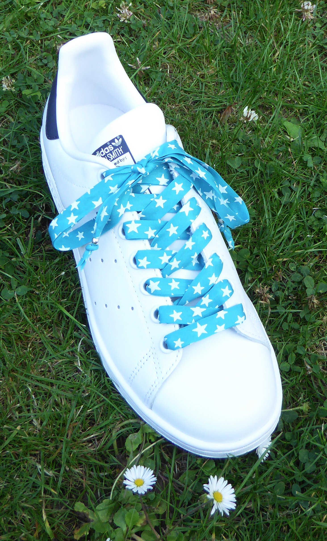 Medium basket lacet de lawn turquoise