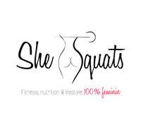 Avatar logo she squats