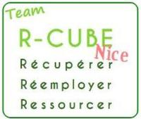 Avatar logo teamr cube nice