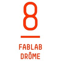 Avatar logo 8fablab orange carre